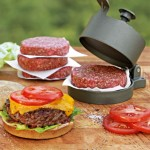 Product of the week….the burger press