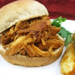 Thursday-Zesty Slow Cooker Barbeque